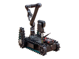 rising robot