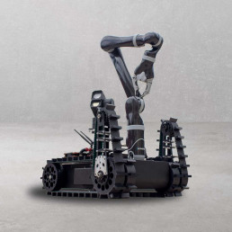 collaborative mobile robots