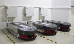 autoguide mobile robots