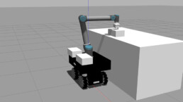 robot for research
