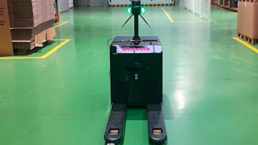 robotics in warehousing
