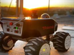 mobile robots applications