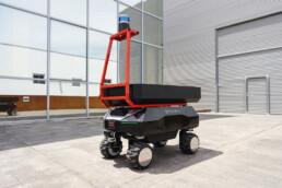 industrial mobile robot