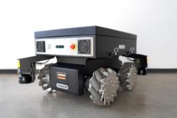 mobile platform robot