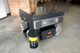 collaborative mobile robot