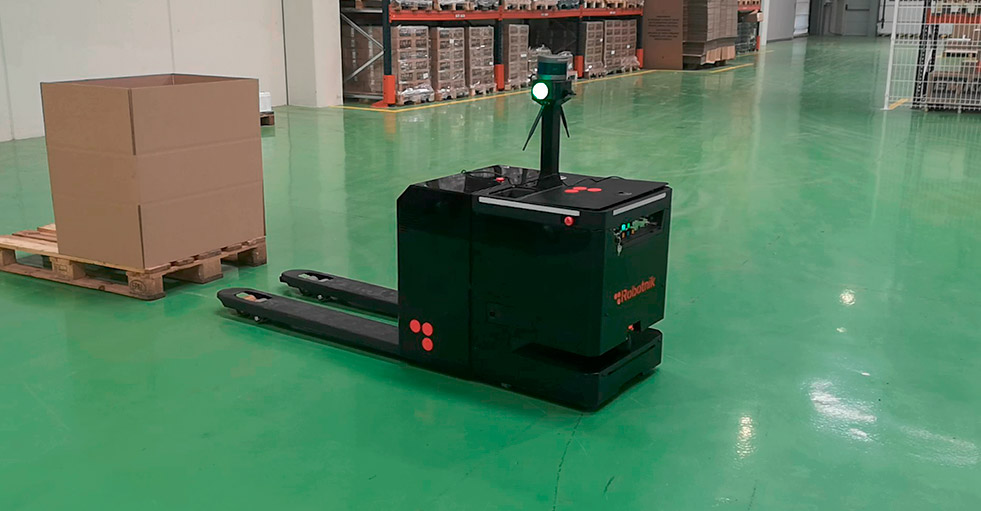 rb-ares mobile robot