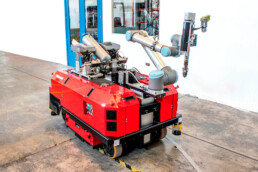 mobile industrial robotics