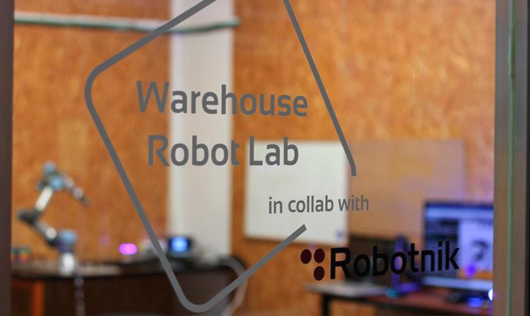 Warehouse Robot lab